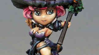 Chibi Disciple of the Witch (Capsule Chibi)