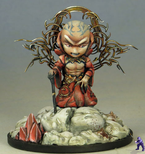 Chibi Kingdom Death Tyrant