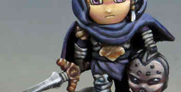 Chibi Twilight Knight