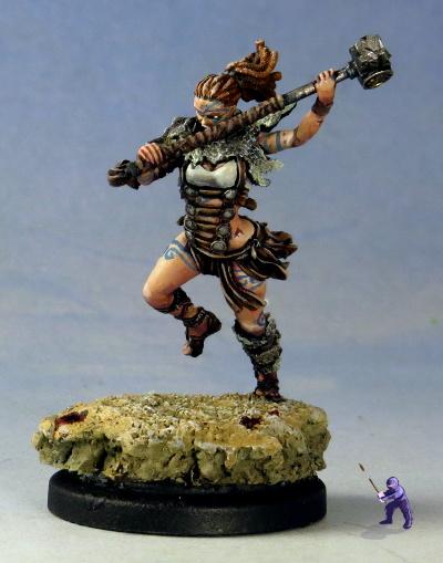 gladiatrix 1