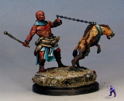 hyena gladiator