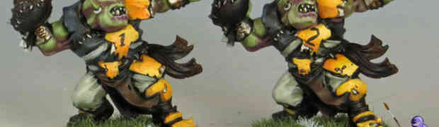 Blood Bowl: Orcland Raiders