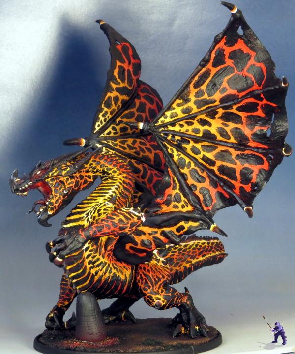 Magma Dragon