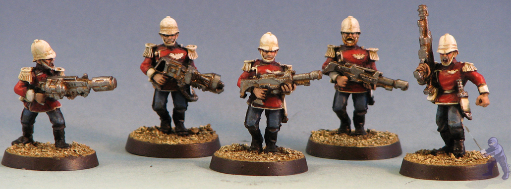 "Vostroyan Scions: [TMP] ""Legions Of Praetorian Imperial Guard "" Topic"