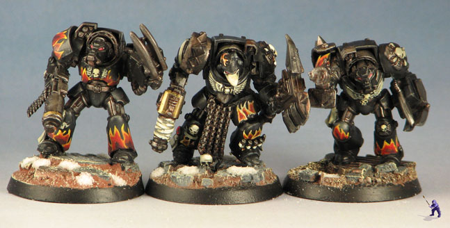damned rules The lost and the damned rules say that the cult army rules only apply to the chaos space marine units, which is fine for things like iron warriors and their siege specialist special skill where i get confused is when a cult special rule doesn't affect models, but affects army composition.