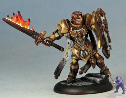 Paladin-flaming-sword