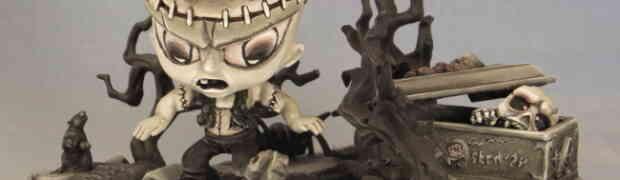Chibi Frankenstein