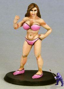 heroforge-bikini-girl