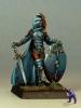 Shield maiden blue