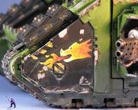 Salamander Space Marines