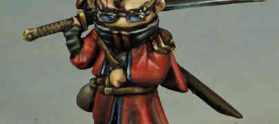 Chibi Auron for Super Dungeon