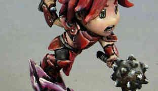 Final Fantasy Chibis