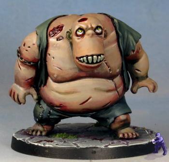pudgy zombie