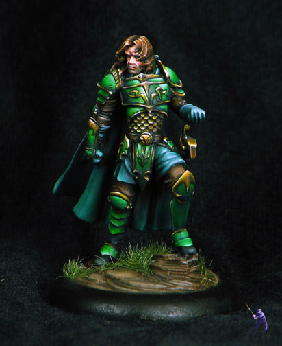 Dark Sword Miniatures Warrior with Bastard Sword