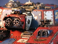 Tanks and Dreadnoughts