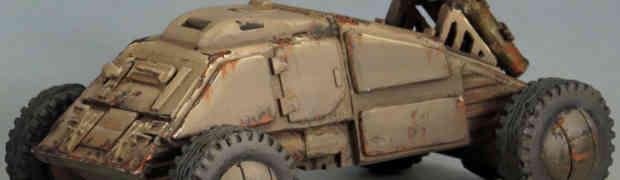 Locust Patrol Vehicle
