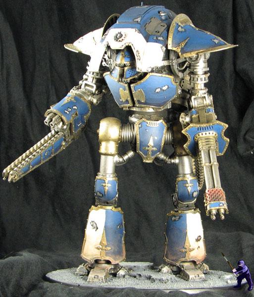 Knight Cerastus