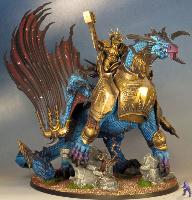 Stardrake with Stormcast