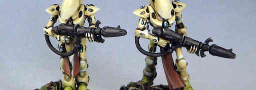 Exodite Wraithguard