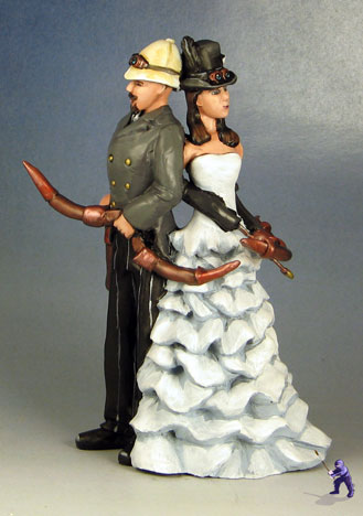 steampunk-couple
