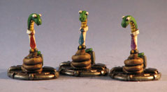 Attorney Drone Painted (Set of Three)