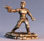 Tagon Finished Pewter