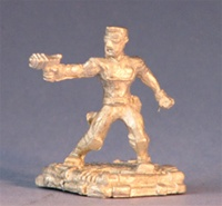 Tagon Unfinished Pewter