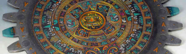Tzolk'in Aztec Calandar