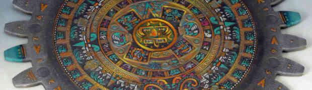 Tzolk'in Aztec Calandar
