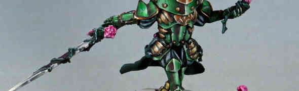 Chibi Flower Knight