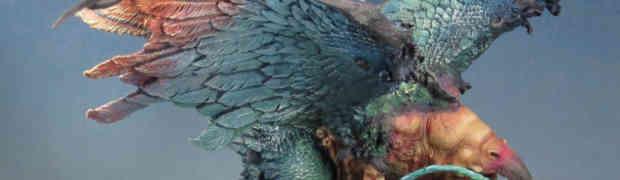 The Shimmering Phoenix of Kingdom Death